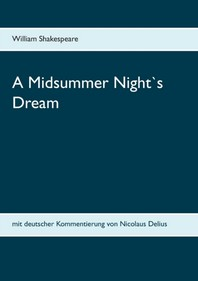 [해외]A Midsummer Night`s Dream (Paperback)