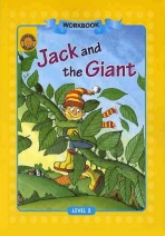 JACK AND THE GIANT(WORK BOOK)(LEVEL 2)
