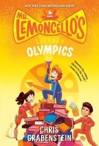 [해외]Mr. Lemoncello's Library Olympics