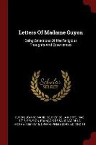 [해외]Letters of Madame Guyon (Paperback)