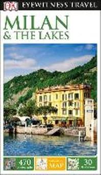 [해외]DK Eyewitness Milan and the Lakes (Paperback)