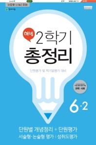 해법 2학기 총정리 초등 6-2(2019)(8절)