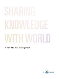 Sharing Knowledge With World