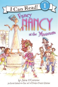 Fancy Nancy at the Museum (Book+Audio CD)(CD1장포함)(I Can Read Book 1-38)