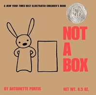 [해외]Not a Box Board Book
