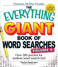 [해외]The Everything Giant Book of Word Searches, Volume 9 (Paperback)