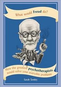 [해외]What Would Freud Do? (hardback)