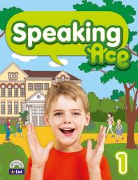 Speaking Ace. 1(Student book+Workbook) -CD 없습니다.