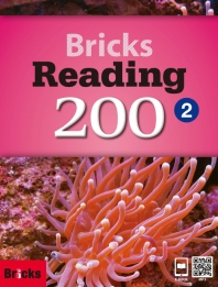 Bricks Reading 200. 2(5판)(CD1장포함)