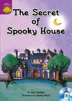 THE SECRET OF SPOOKY HOUSE(AudioCD1장포함)(SUNSHINE BOOKS LEVEL 5)