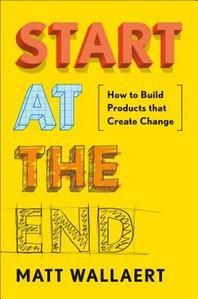 [해외]Start at the End (Hardcover)