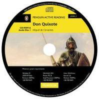 DON QUIXOTE(CD ROM1장포함)(PENGUIN ACTIVE READING 2)