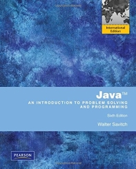 Java: Introduction to Problem Solving & Programming