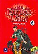 English Land 6. (Activity Book)