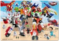 헬로카봇 퍼즐. 3(4절)