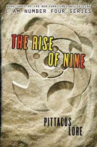 [해외]The Rise of Nine (Paperback)