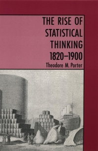 [해외]The Rise of Statistical Thinking, 1820-1900