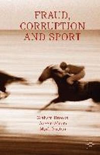 [해외]Fraud, Corruption and Sport (Paperback)