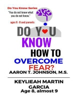 Do You Know How To Overcome Fear?