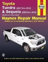 Haynes Toyota (2007-2012) & Sequoia (2008-2012)
