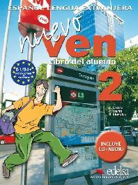 Nuevo Ven 2 Alumno + CD Audio