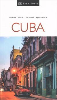 [해외]DK Eyewitness Cuba (Paperback)