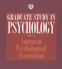 Graduate Study in Psychology 2017