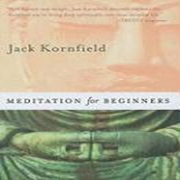 [해외]Meditation for Beginners [With CD] (Paperback)