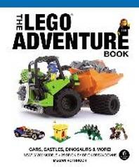 [해외]The Lego Adventure Book, Vol. 1 (Hardcover)