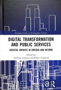 [해외]Digital Transformation and Public Services
