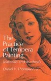 [해외]The Practice of Tempera Painting