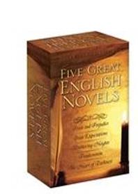 Five Great English Novels Boxed Set