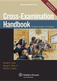 Cross Examination Handbook