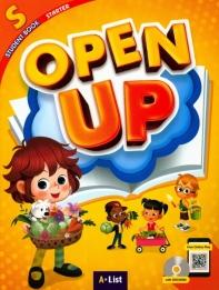 Open Up Starter(SB)(CD2장포함)