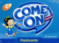 Come on Everyone Flashcards. 4(인터넷전용상품)
