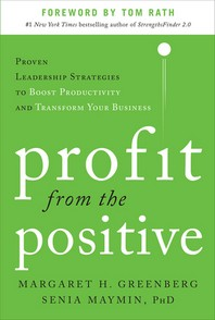 [해외]Profit from the Positive (Hardcover)