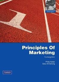 Principles of Marketing, 14/E 본문 맨뒤 10장내외 여백윗부분 물기마른자국 있음 / 외부얼룩 없음 / 책상태 상급 수준 / 본문 공부흔적 없음