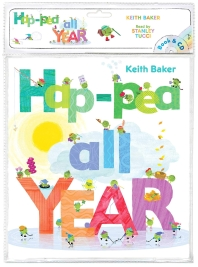 [해외]Hap-Pea All Year [With Audio CD]