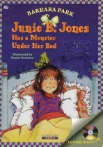 JUNIE B. JONES HAS A MONSTER UNDER HER BED(Junie B. Jones 8)(챕터북)