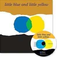 노부영 Little Blue and Little Yellow  (원서&CD)