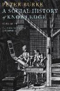 [해외]A Social History of Knowledge, Volume 2 (Paperback)