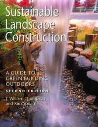 Sustainable Landscape Construction(2 Edition)