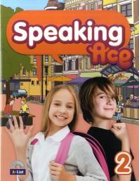 Speaking Ace. 2(Student book+Workbook) -CD 없습니다.