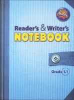 READERS WRITERS NOTEBOOK GRADE 1.1