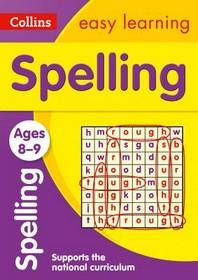 [해외]Collins Easy Learning Age 7-11 -- Spelling Ages 8-9