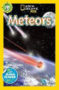 Meteors(National Geographic Kids Level 3)(Paperback)