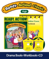 Pack-Ready Action Classic(High): The Golden Goose [SB+WB+CD](CD2장포함)(전2권)
