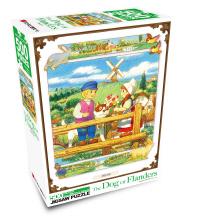 플란다스의 개 직소퍼즐 500pcs: 생일선물(인터넷전용상품)