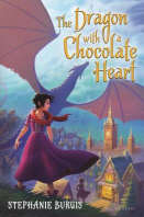[해외]The Dragon with a Chocolate Heart (Hardcover)