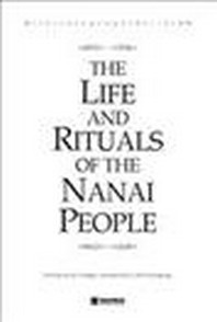 The Life and Rituals of the Nanai People(Altaic Languages Series 8)(양장본 HardCover)